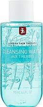 Düfte, Parfümerie und Kosmetik Reinigendes Mizellenwasser mit 7 Kräutern - Erborian Aux 7 Herbes Cleansing Micellar Water