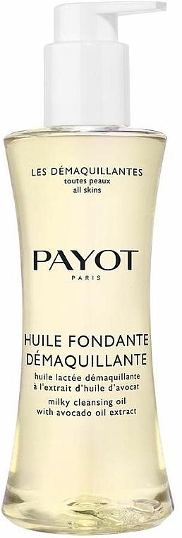 Avocado Gesichts- und Augenreinigungsöl - Payot Les Demaquillantes Huile Fondante Demaquillante Milky Cleansing Oil  — Bild N1