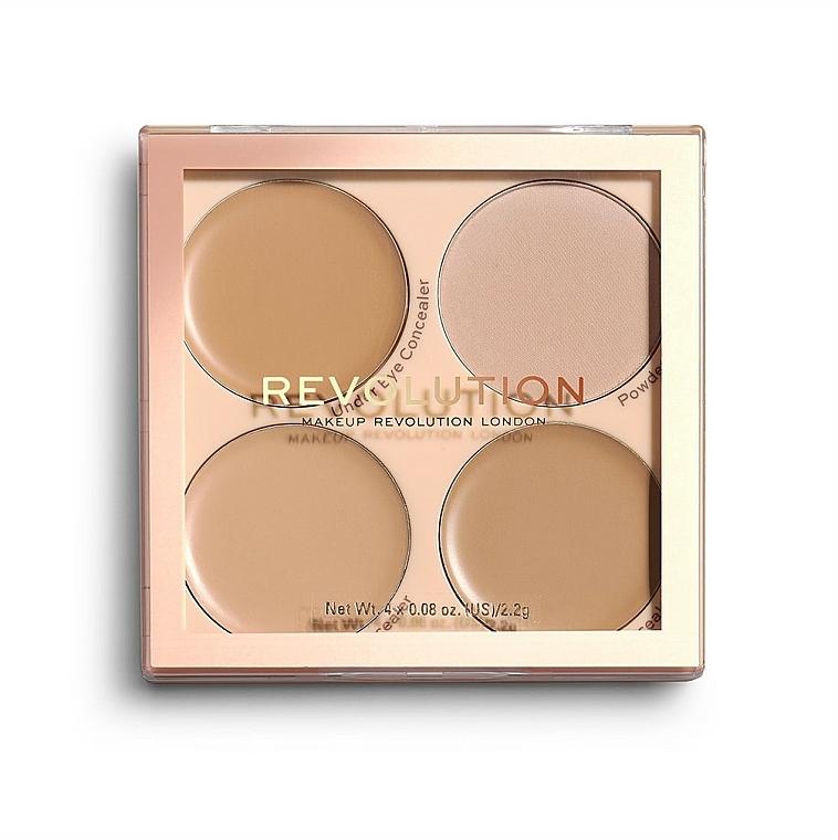 Gesichts-Concealer-Palette - Makeup Revolution Base