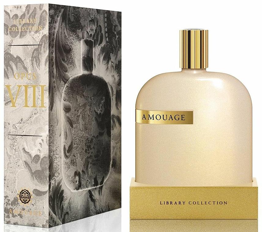 Amouage The Library Collection Opus VIII - Eau de Parfum