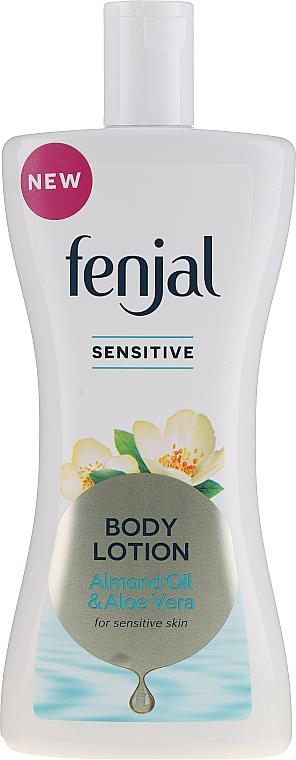 Körperlotion - Fenjal Sensitive Body Lotion