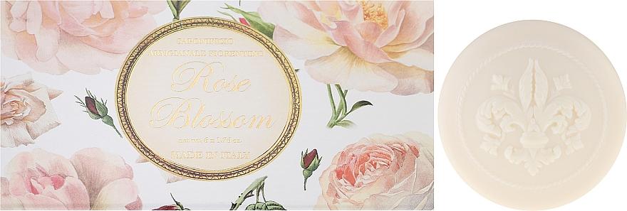 Rosenblüte Seifen-Set 6 St. - Saponificio Artigianale Fiorentino Rose Blossom