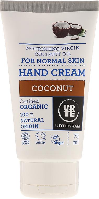 Handcreme mit Kokos - Urtekram Hand Cream Coconut