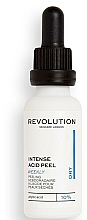 Düfte, Parfümerie und Kosmetik Intensives Säurepeeling für trockene Haut - Revolution Skincare Intense Acid Peel For Dry Skin