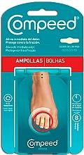 Düfte, Parfümerie und Kosmetik Blasenpflaster für die Zehen - Compeed
