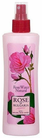 Natürliches Rosenwasser - BioFresh Rose of Bulgaria Rose Water Natural