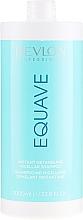 Düfte, Parfümerie und Kosmetik Feuchtigkeitsspendendes Shampoo für trockenes, behandeltes Haar - Revlon Professional Equave Instant Detangeling Micellar Shampoo