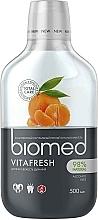 Düfte, Parfümerie und Kosmetik Antibakterielle Mundspülung für frischen Atem - Biomed Citrus Fresh Mouthwash