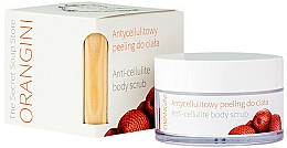 Düfte, Parfümerie und Kosmetik Anti-Cellulite Körperpeeling - The Secret Soap Store Orangini Anti-cellulite Body Scrub