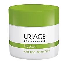 Düfte, Parfümerie und Kosmetik Lokale Gesichtspflege gegen Hautunreinheiten für die Nacht mit Thermalwasser - Uriage Hyseac Pate SOS-Soin Local