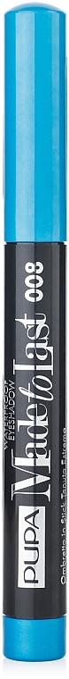 Wasserfester Lidschatten-Stift - Pupa Made To Last Waterproof Eyeshadow