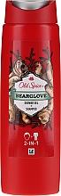 Düfte, Parfümerie und Kosmetik 2in1 Shampoo & Duschgel - Old Spice Bearglove Shower Gel + Shampoo