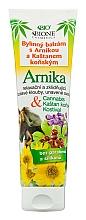Düfte, Parfümerie und Kosmetik Fußbalsam - Bione Cosmetics Cannabis Arnika Herbal Ointment With Horse Chestnut