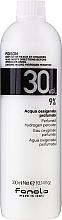 Düfte, Parfümerie und Kosmetik Entwicklerlotion 9% - Fanola Acqua Ossigenata Perfumed Hydrogen Peroxide Hair Oxidant 30vol 9%