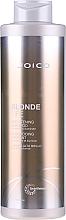 Düfte, Parfümerie und Kosmetik Pflegendes und aufhellendes Shampoo für blondes Haar - Joico Blonde Life Brightening Shampoo