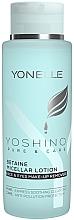 Düfte, Parfümerie und Kosmetik Mizellen-Reinigungslotion - Yonelle Yoshino Pure & Care Betaine Micellar Lotion