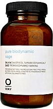 Düfte, Parfümerie und Kosmetik Seboregulierender Salbeiextrakt in Pulverform für das Haar - Oway Rebalancing Pure Biodynamic Sage