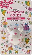 Düfte, Parfümerie und Kosmetik Lippenbalsam für Kinder mit Bananenduft Schweinchen - Chlapu Chlap Lip Balm