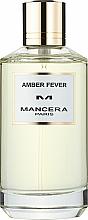 Düfte, Parfümerie und Kosmetik Mancera Amber Fever - Eau de Parfum