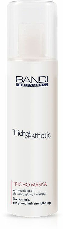 Kräftigungsmaske für Kopfhaut und Haar - Bandi Professional Tricho Esthetic Tricho-Mask Scalp And Hair Strengthening