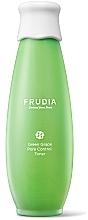 Düfte, Parfümerie und Kosmetik Gesichtstonikum mit Traubenextrakt - Frudia Pore Control Green Grape Toner
