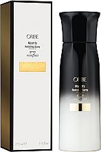 Düfte, Parfümerie und Kosmetik Regenerierendes Haarspray zum Styling - Oribe Gold Lust Mystify Restyling Spray