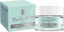 Düfte, Parfümerie und Kosmetik Feuchtigkeitsspendende Gesichtscreme mit Ziegenmilch - Bialy Jelen Nourishing Face Cream