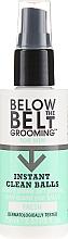 Düfte, Parfümerie und Kosmetik Erfrischendes Intimpflegespray - Below The Belt Grooming Instant Clean Balls Fresh
