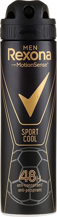 Deospray Antitranspirant - Rexona Men MotionSense Sport Cool Anti-perspirant
