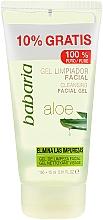 Düfte, Parfümerie und Kosmetik Gesichtsreinigungsgel mit Aloe Vera - Babaria Aloe Vera Face Cleansing Gel