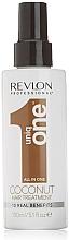 Düfte, Parfümerie und Kosmetik Haarmaske mit Kokosnussduft in Sprayform - Revlon Professional Uniq One Coconut Hair Treatment