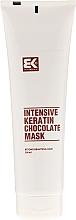Düfte, Parfümerie und Kosmetik Regenerierende Maske für geschädigtes Haar - Brazil Keratin Intensive Keratin Mask Chocolate