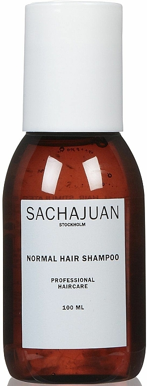 Aloe und Diptam Shampoo für normales Haar - SachaJuan Stockholm Normal Hair Shampoo
