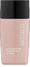 Düfte, Parfümerie und Kosmetik Langanhaltende ölfreie Foundation - Artdeco Long-lasting Foundation oil-free