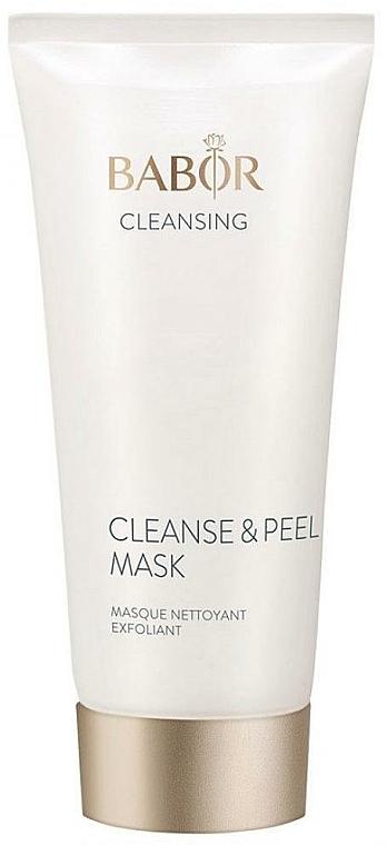 Porentief reinigende Maske mit Peeling-Effekt - Babor Cleanse & Peel Mask