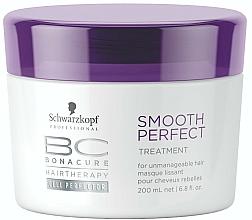 Düfte, Parfümerie und Kosmetik Kräftigende Haarpflege - Schwarzkopf Professional BC Smooth Perfect Treatment