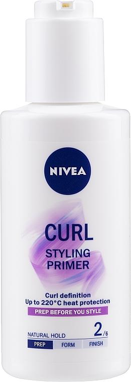 Stylinggel für welliges und lockiges Haar - Nivea Styling Primer Curl