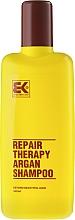 Düfte, Parfümerie und Kosmetik Shampoo mit Arganöl für trockenes und strapaziertes Haar - Brazil Keratin Therapy Argan Shampoo
