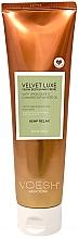 Düfte, Parfümerie und Kosmetik Beruhigende Hand- und Körpercreme mit Hanföl - Voesh Velvet Lux Vegan Hand & Body Creme Hemp Relax