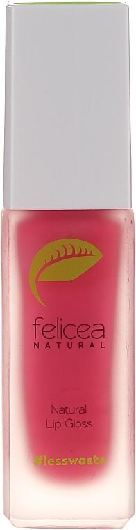 Natürlicher Lipgloss - Felicea Natural Lip Gloss