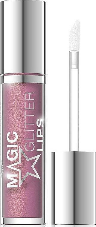 Flüssiger Lippenstift mit Glitter - Bell HypoAllergenic Magic Glitter Lips
