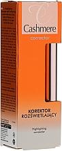 Düfte, Parfümerie und Kosmetik Aufhellender Gesichts-Concealer - Dax Cashmere Corrector Highlighting Concealer