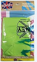 Düfte, Parfümerie und Kosmetik Friseurumhang hellgrün - Ronney Professional Hairdressing Apron Light Green