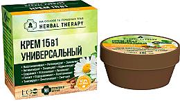 Düfte, Parfümerie und Kosmetik 15in1 Universalcreme mit 16 Heilkräutern - ECO Laboratorie Herbal Therapy
