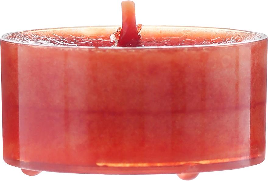 Teelichter Vibrant Saffron - Yankee Candle Scented Tea Light Vibrant Saffron — Bild N2