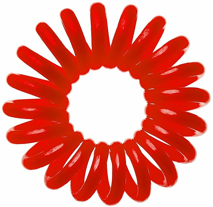 "Haargummis ""Raspberry Red"" 3 St. - Invisibobble Raspberry Red"