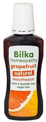 Mundspülung mit Grapefruitextrakt - Bilka Homeopathy Grapefruit Mouthwash