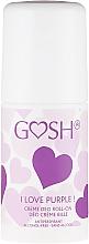 Düfte, Parfümerie und Kosmetik Deo-Creme Roll-on Antitranspirant - Gosh I Love Purple Deo Roll-On