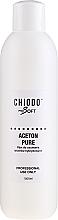 Düfte, Parfümerie und Kosmetik Hybrid-Nagellackentferner - Chiodo Pro Soft Aceton Pure