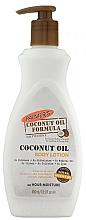 Feuchtigkeitsspendende Körperlotion mit Vitamin E und Kokosöl - Palmer's Coconut Oil Formula with Vitamin E Body Lotion — Bild N2